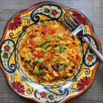 One Pot Tex Mex Orzo