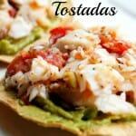 21 Day Fix Grilled Fish Tostadas