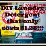 How to Make Homemade (and Cheap!!) Laundry Detergent