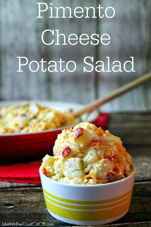 Pimento Cheese Potato Salad