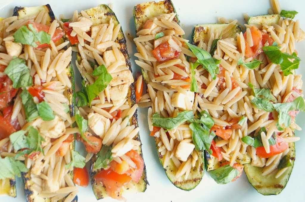 21 Day Fix Recipes Grilled Orzo