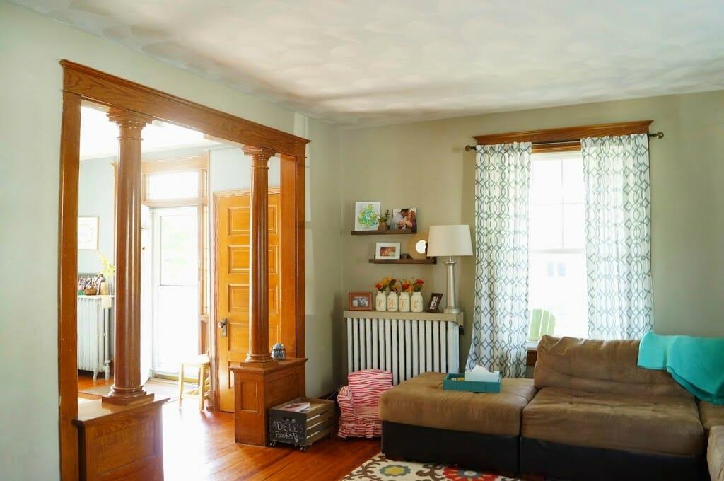 Living Room After Shot