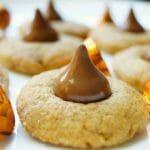 Pumpkin Caramel Kiss Snickerdoodles
