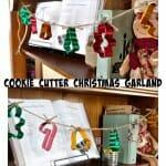 Cookie Cutter Christmas Garland