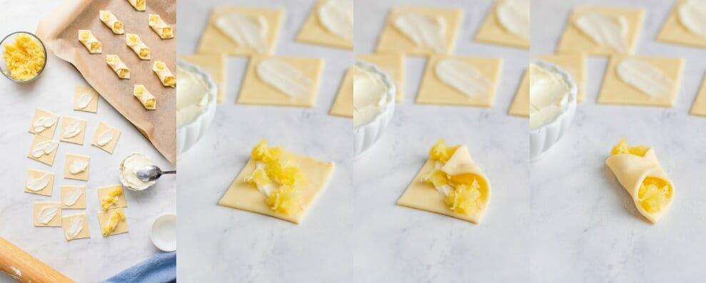 How to make kolachy cookies