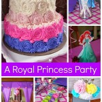 A Princess Party for My Favorite Little Girl!