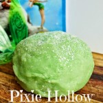 Pixie Hollow Play Dough (Homemade Scented Play Dough)