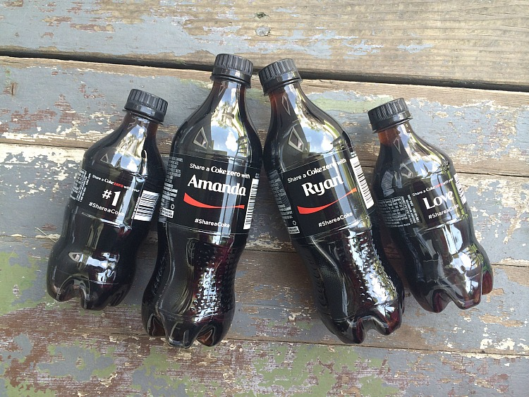 Share A Coke this Summer with Friends
