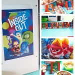 A Disney's Inside Out Party!