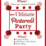 The Ultimate Pinterest Party!