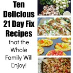 Easy 21 Day Fix Recipes