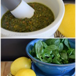 Zesty Lemon Pesto
