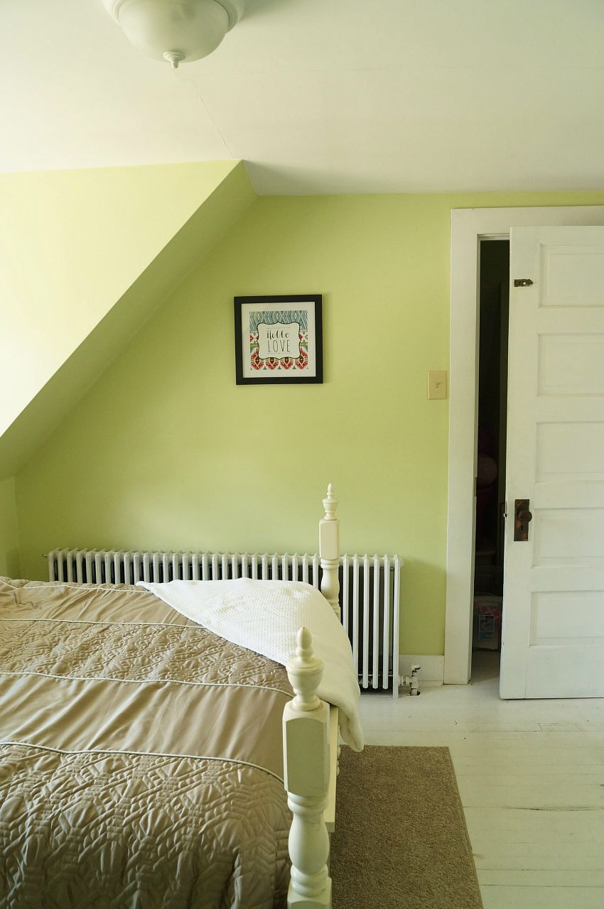 From Junk Room To Beautiful Bedroom The Big Reveal: $100 Guest Bedroom Makeover Reveal