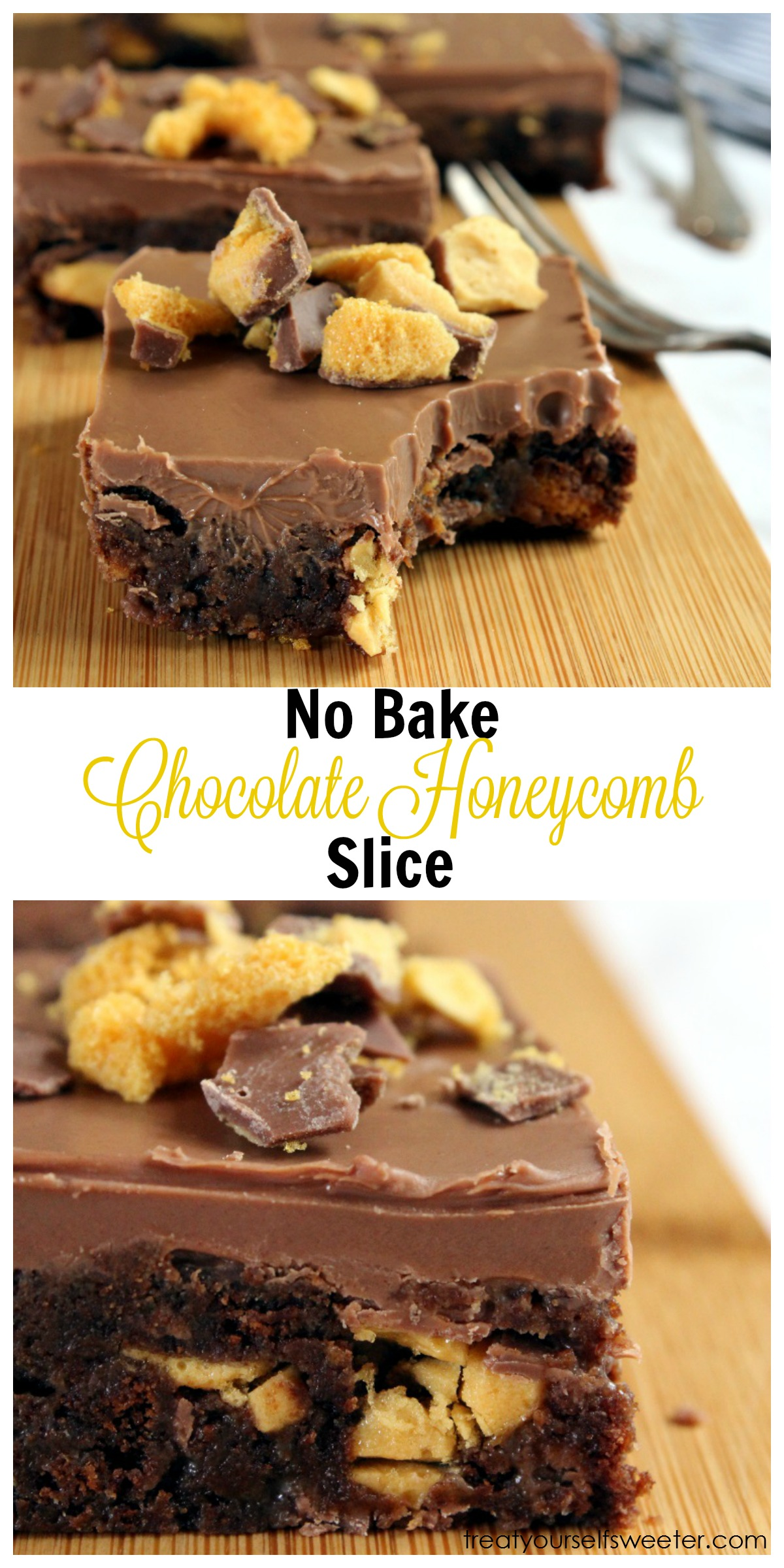Chocolate Honeycomb Slice Pinterest 1 (1)
