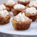 Cheesecake Stuffed Cinnamon Apple Cookie Cups
