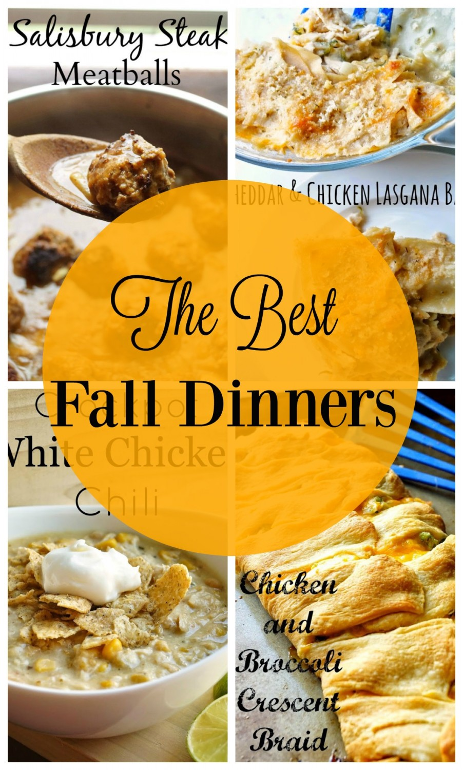 Our favorite fall dinner recipes!