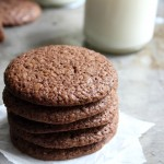 Gluten Free Nutella Cookies