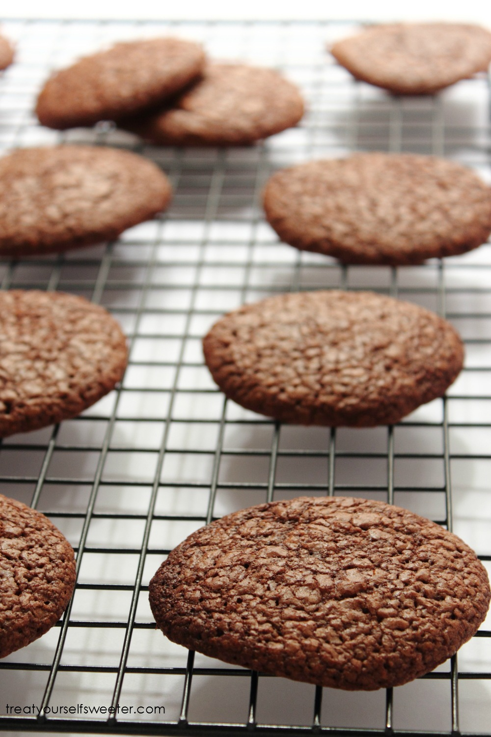 Gluten Free Nutella Cookies 8 WM