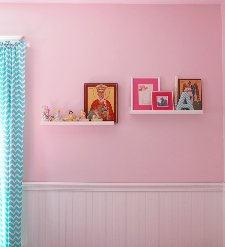 Sherwin Williams Charming Pink