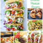 Creative Mexican Recipes