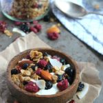 Toasted Summer Berry Granola
