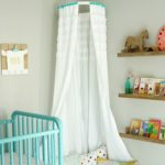 DIY No Sew Children's Canopy