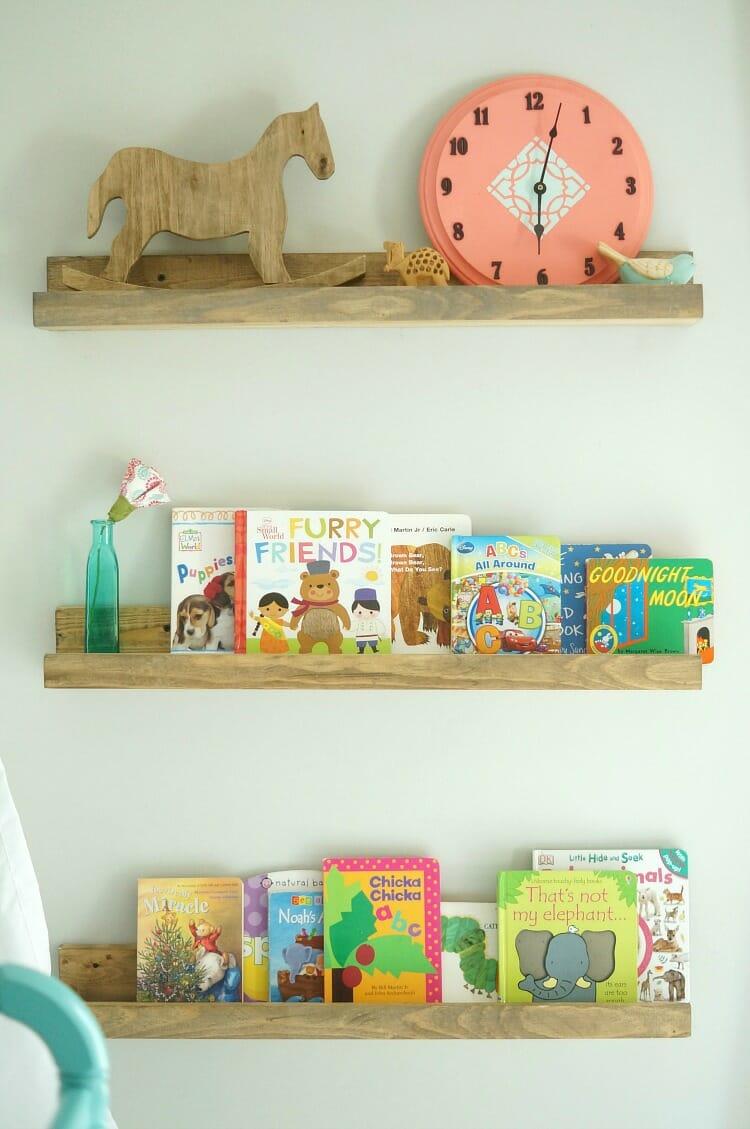 DIY Book Display