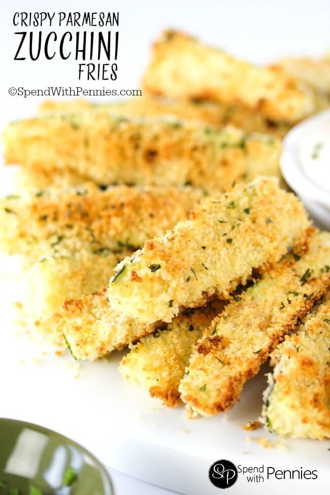 Crispy-Parmesan-Zucchini-Fries