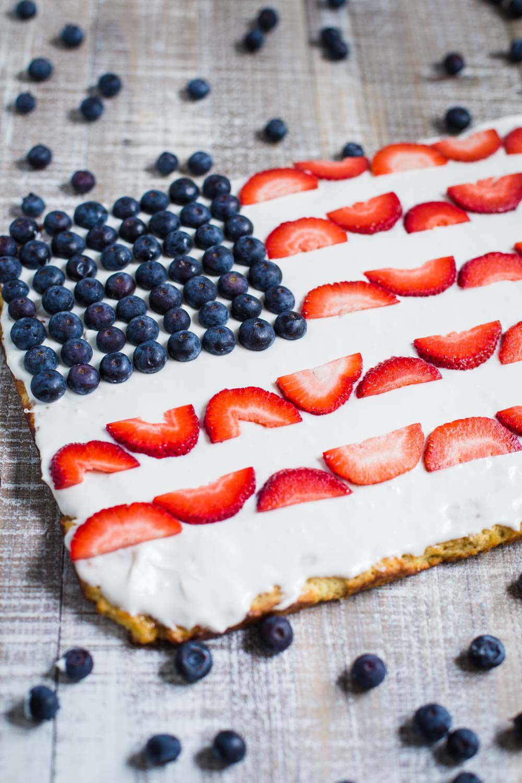 Fifteen Patriotic Desserts