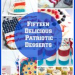 Fifteen Amazing Red, White, and Blue Dessert Recipes