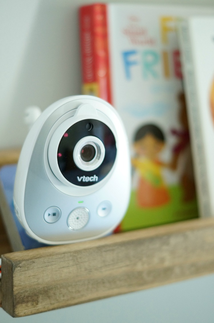 Our Favorite Baby Safety Product- A VTech Video Monitor