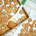 Spicy Pretzels, The Absolute Best Party Snack!