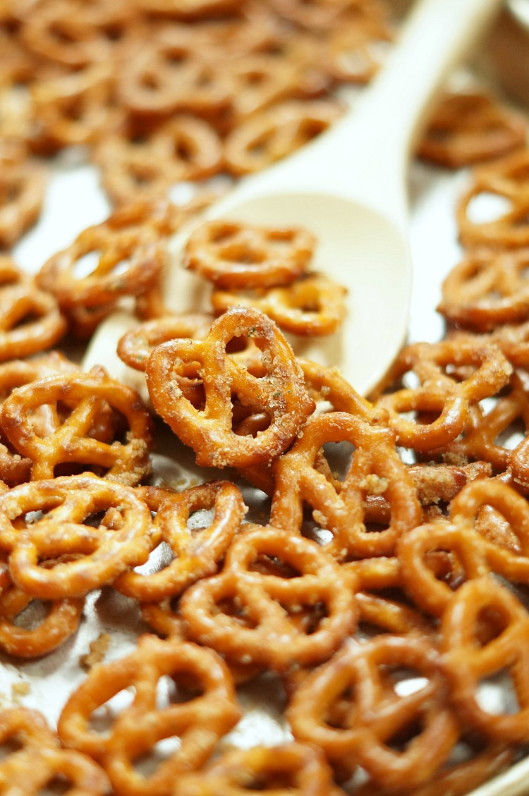 how to make mini pretzels