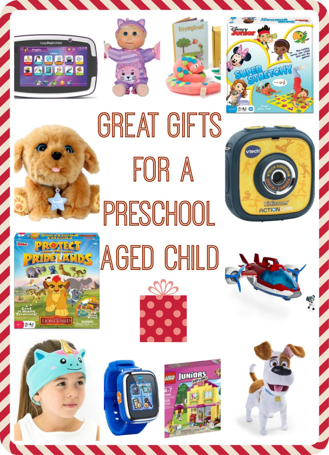 Mom and Four Year Old Approved! The Ultimate List of Great Gift Ideas for Preschoolers!