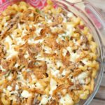 Spicy Philly Cheesesteak Macaroni and Cheese