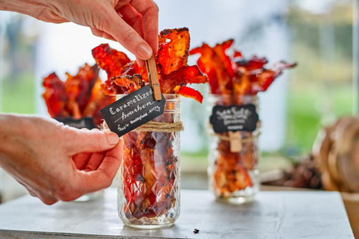 Holiday Entertaining with a Bacon Bar