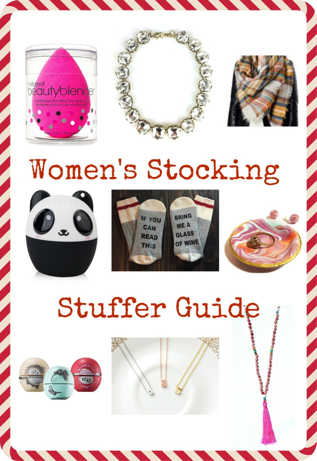 Women's Stocking Stuffer Guide 2016