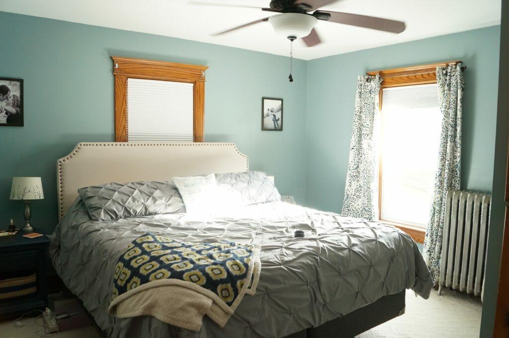 $100 Room Challenge: Master Bedroom Edition