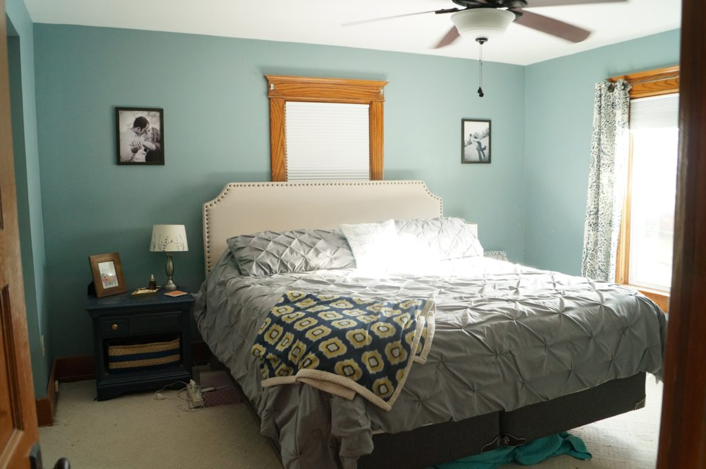 $100 Room Challenge: Master Bedroom Edition