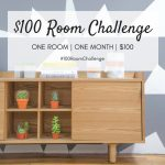 $100 Room Challenge: A Little Girl's Room