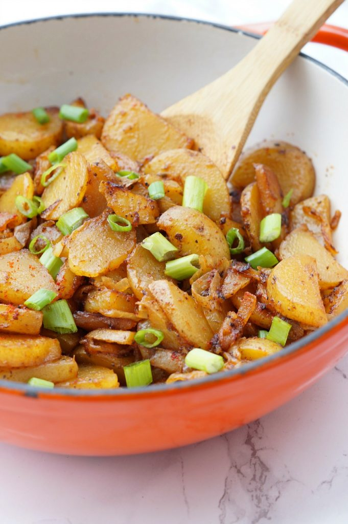 Skillet Fried Potatoes