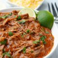 Instant Pot Spicy Shredded Mexican Beef