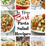 Nine Perfect Pasta Salad Recipes