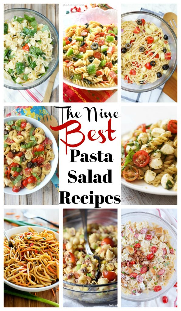 The Nine Best Pasta Salad Recipes