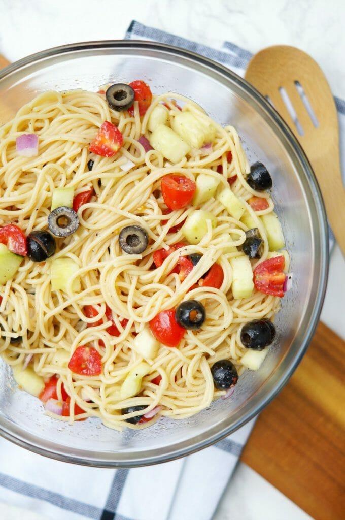 Nine Perfect Pasta Salad Recipes