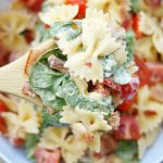 Delicious and Easy BLT Pasta Salad