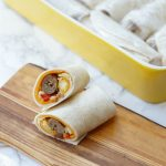 Make Ahead Breakfast Wraps