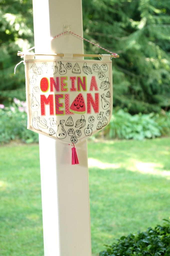 One in A Melon Girl's Birthday Party from Target