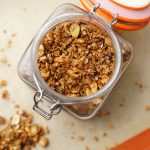 Super Easy Homemade Granola