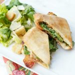 Garlic and Herb Pork Panini